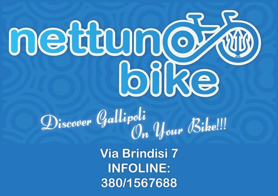 Nettuno bike noleggio bici partner MadeInGallipoli