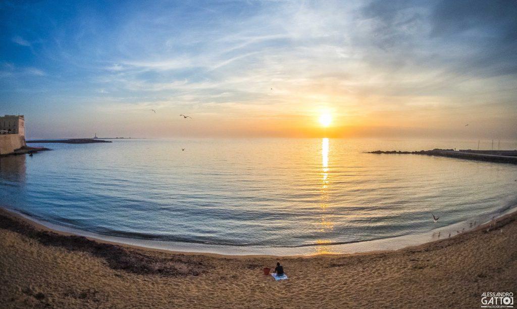 MadeInGallipoli spiaggia purità gallipoli